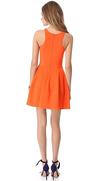 camilla and marc Waterline Rib Ponte Dress