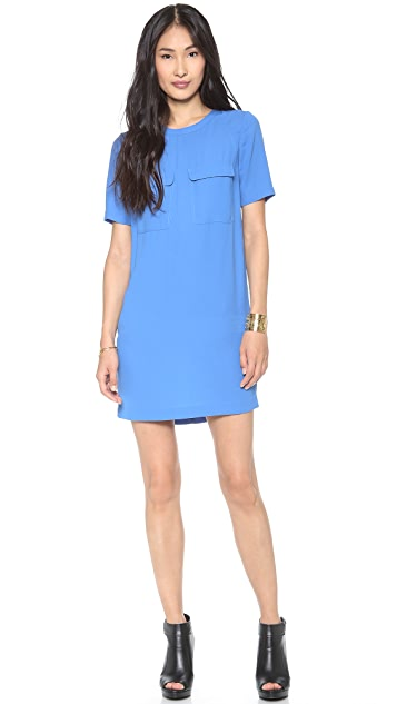 camilla and marc Rhythmic Shift Dress