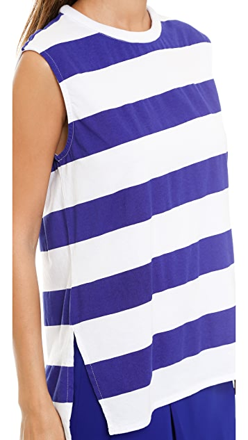 camilla and marc Combat Stripe Tee