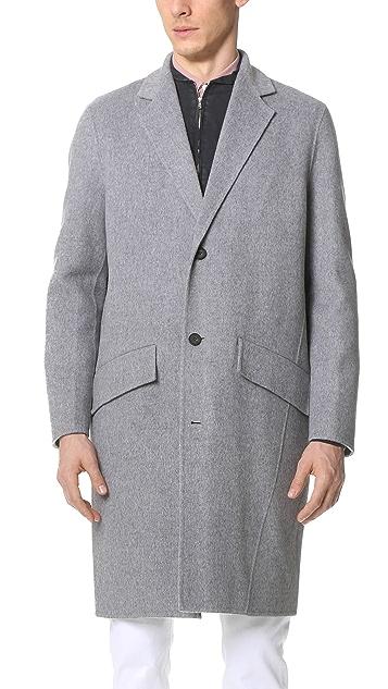 CMMN SWDN Aiden Double Faced Wool Coat
