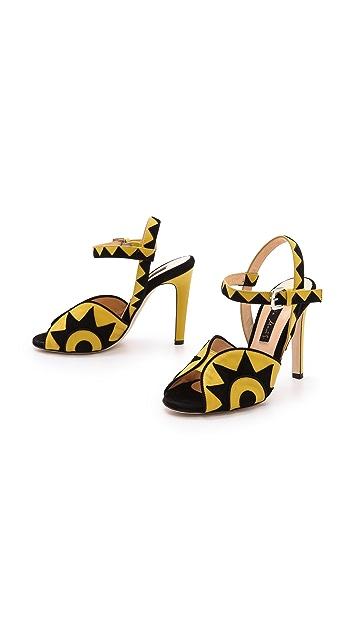 Chrissie Morris Rosa Sandals