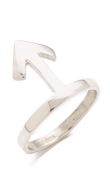Campbell Arrow Ring