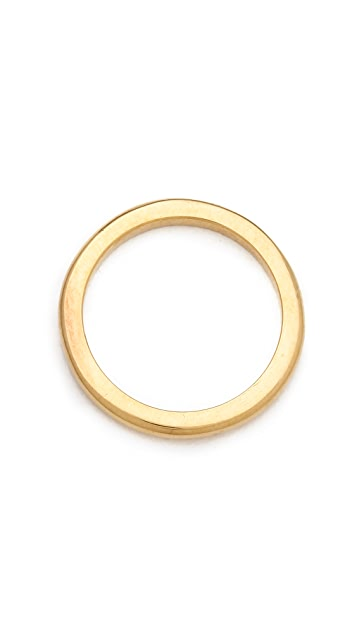 Campbell Natural Stacker Ring
