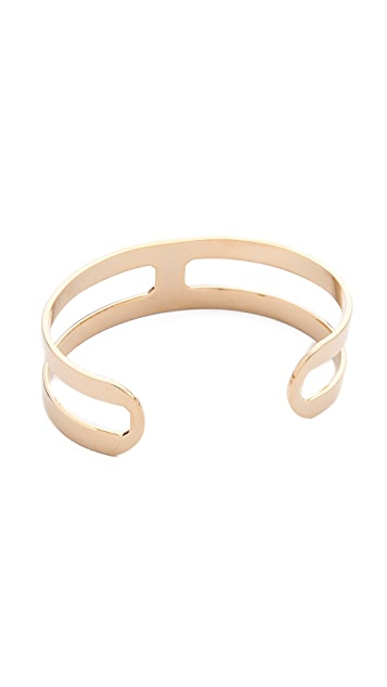 Campbell Double Cuff Bracelet