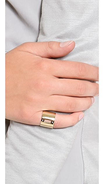 Campbell Classic Cutout Ring