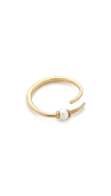 Campbell Skinny Tornado Ring