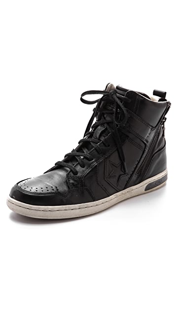 how to make old converse look new