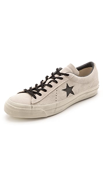 converse x john varvatos one star