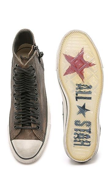 Converse x John Varvatos Chuck Taylor Multi Lace Sneakers