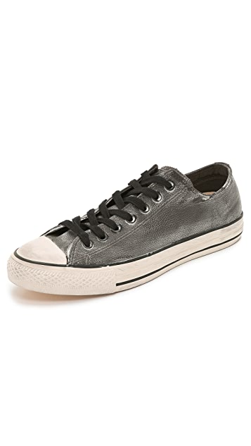 9e19bb4ae6b675 ... shop converse x john varvatos chuck taylor all star wrinkled leather  sneakers 9f761 c26bc