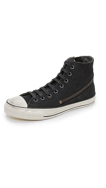 d95ffaebd606 Converse x John Varvatos. Chuck Taylor All Star Tornado Zip High Top  Sneakers
