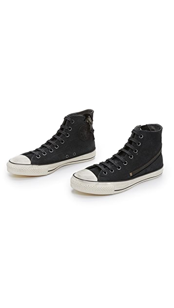 1fd7472f762c ... Converse x John Varvatos Chuck Taylor All Star Tornado Zip High Top  Sneakers