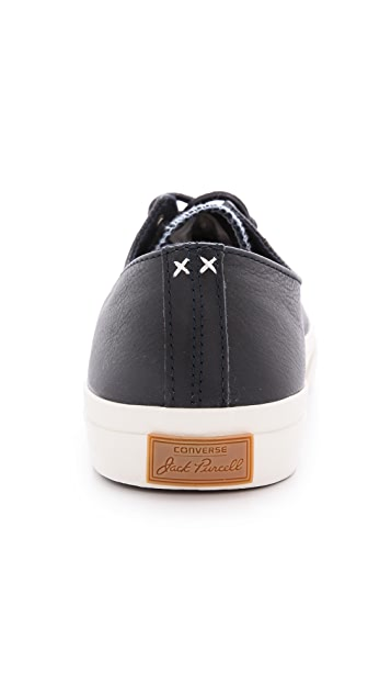 Converse Jack Purcell Cross Stitch Sneakers