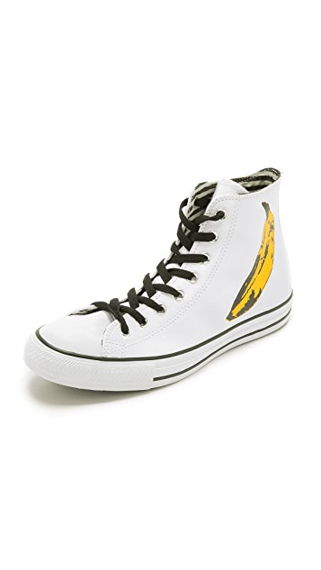 a3f8c7dcdd59 Converse Andy Warhol Chuck Taylor Sneakers