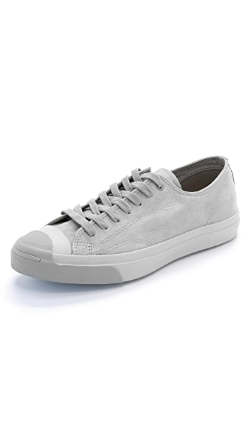 2bc00e8f7f5b Converse Jack Purcell Jack Nubuck Sneakers