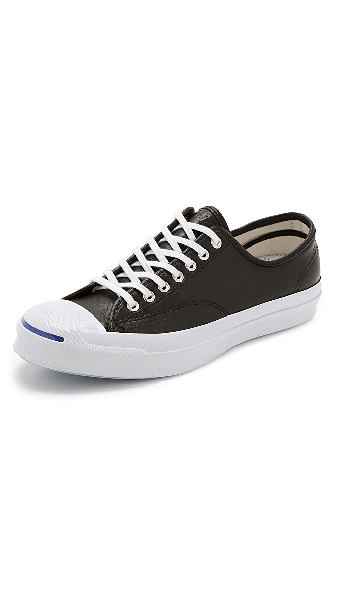 Converse Jack Purcell Signature Perforated Leather Sne