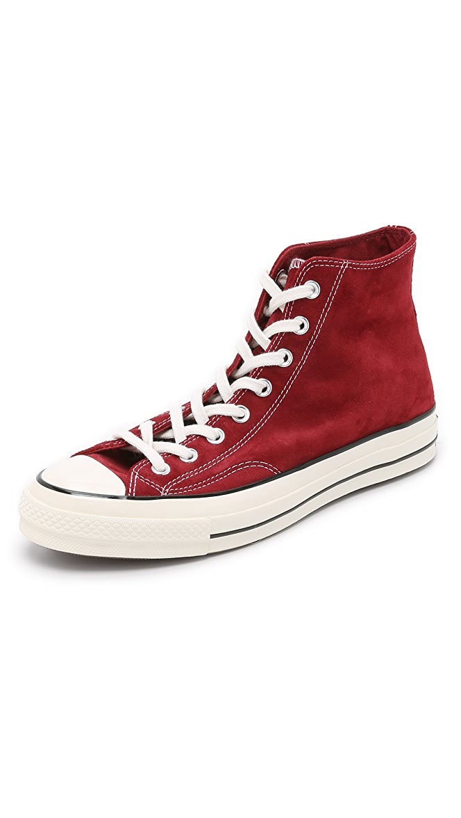 Converse Chuck Taylor All Star '70s Suede High Top Sneakers