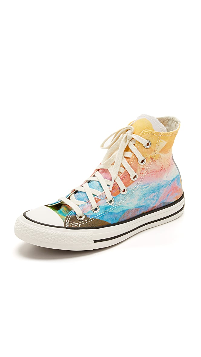 Converse Chuck Taylor All Star Photo Reel Sunset Sneakers