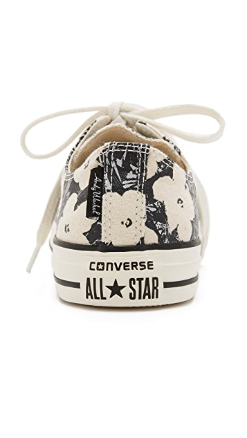 Converse Chuck Taylor All Star x Andy Warhol Sneakers