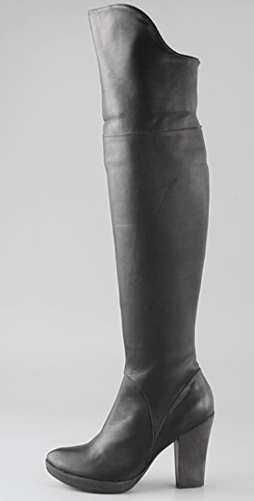 Coclico Shoes Veda Over the Knee Boots