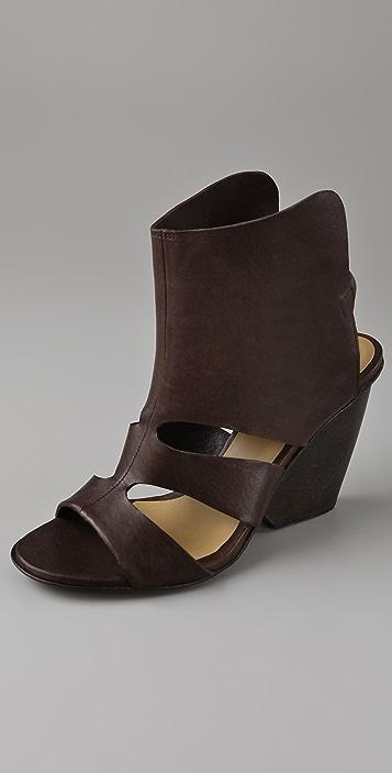 Coclico Shoes Navin Cutout Sandals