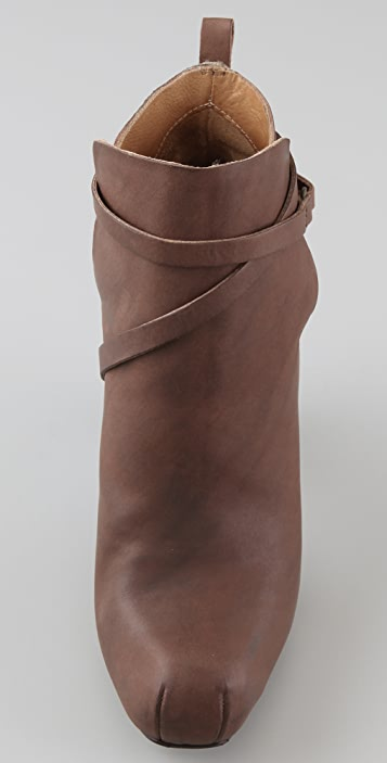 Coclico Shoes Lawrence Bump Toe Booties