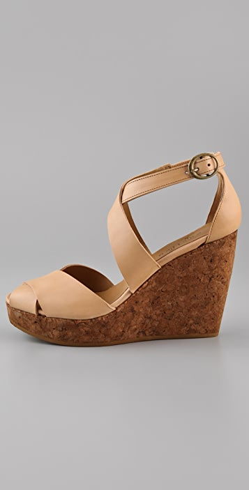 Coclico Shoes Libby Wedge Sandals