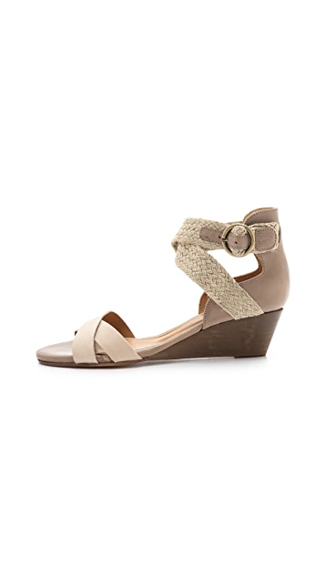 Coclico Shoes Karmina Wedge Sandals