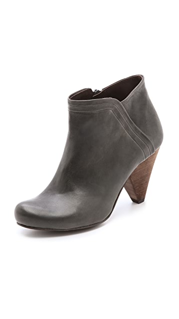 Coclico Shoes Oscar Cone Heel Booties