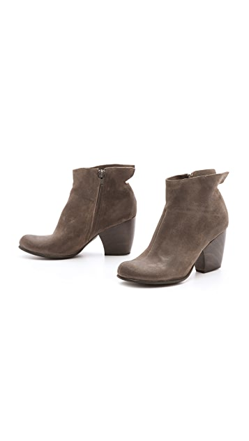 Coclico Shoes Vita Mid Heel Booties