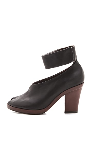 Coclico Shoes Edith Mid Heel Booties