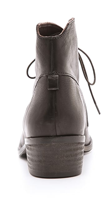 Coclico Shoes Urbano Lace Up Booties