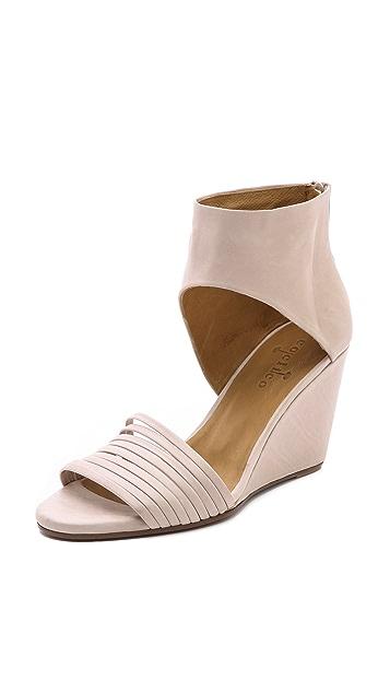 Coclico Shoes Juna Wedge Sandals