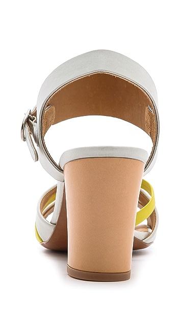 Coclico Shoes Brienne Ankle Strap Sandal