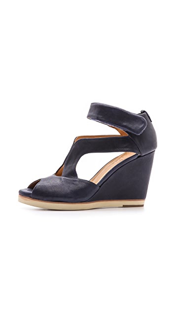 Coclico Shoes Noren Wedge Sandals