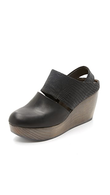 Coclico Shoes Harlen Slingback Clogs
