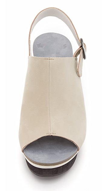 Coclico Shoes Madder Wedges