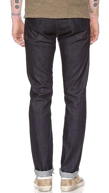 C of H Man Core Slim Straight Jeans