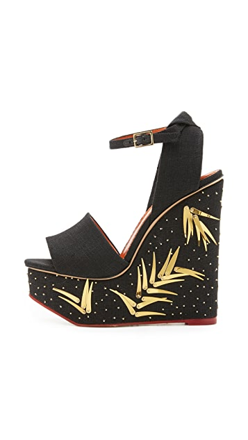Charlotte Olympia Mischievous Wedges