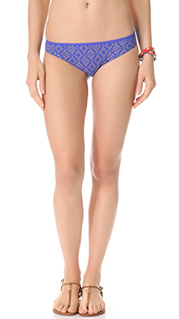 Commando Crochet Reversible Bikini Bottoms