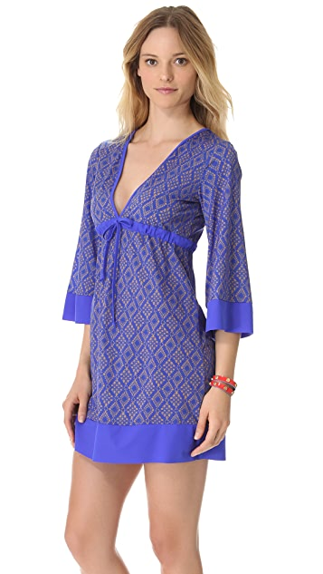 Commando Stephanie Shortie Caftan Cover Up