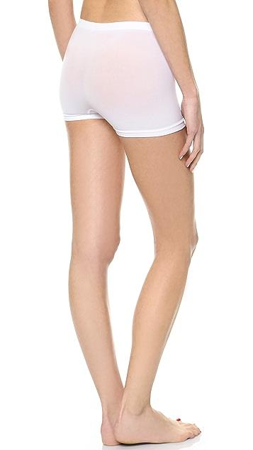 Commando Seamless Luxury Layering Boy Shorts