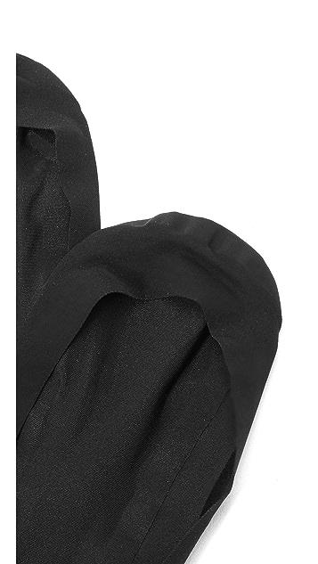 Commando Posh Peds Socks