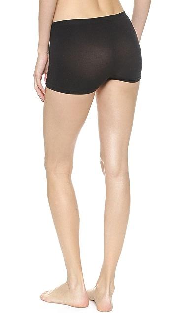 Commando Ballet Body Boy Shorts