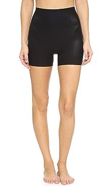 Cotton Control Shortie Shorts