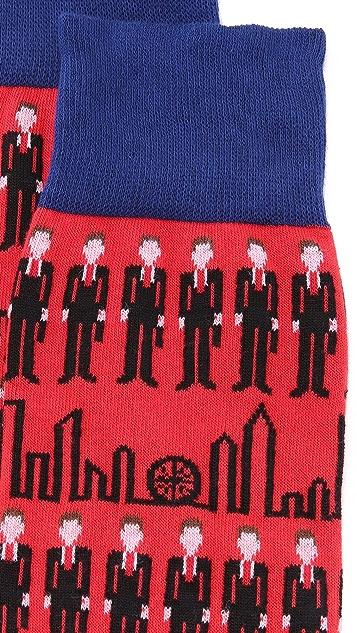 Corgi Business Socks