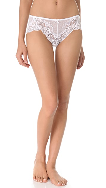 Cosabella Thea High Cut Bikini Briefs