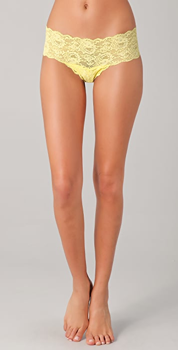 Cosabella Never Say Never Low Rise Hot Pants
