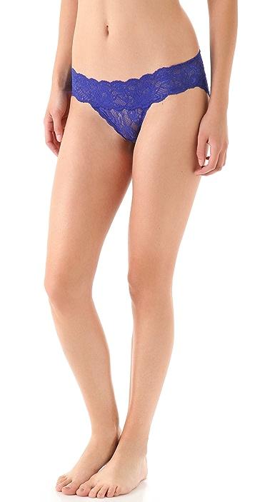 Cosabella Never Say Never Tootsie Low Rise Bikini Briefs