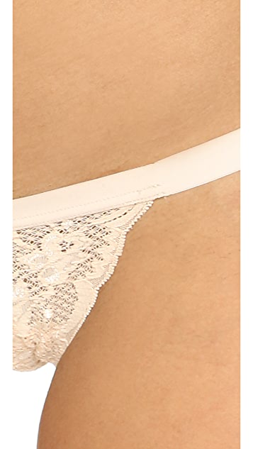 Cosabella Never Say Never Skimpie G-String